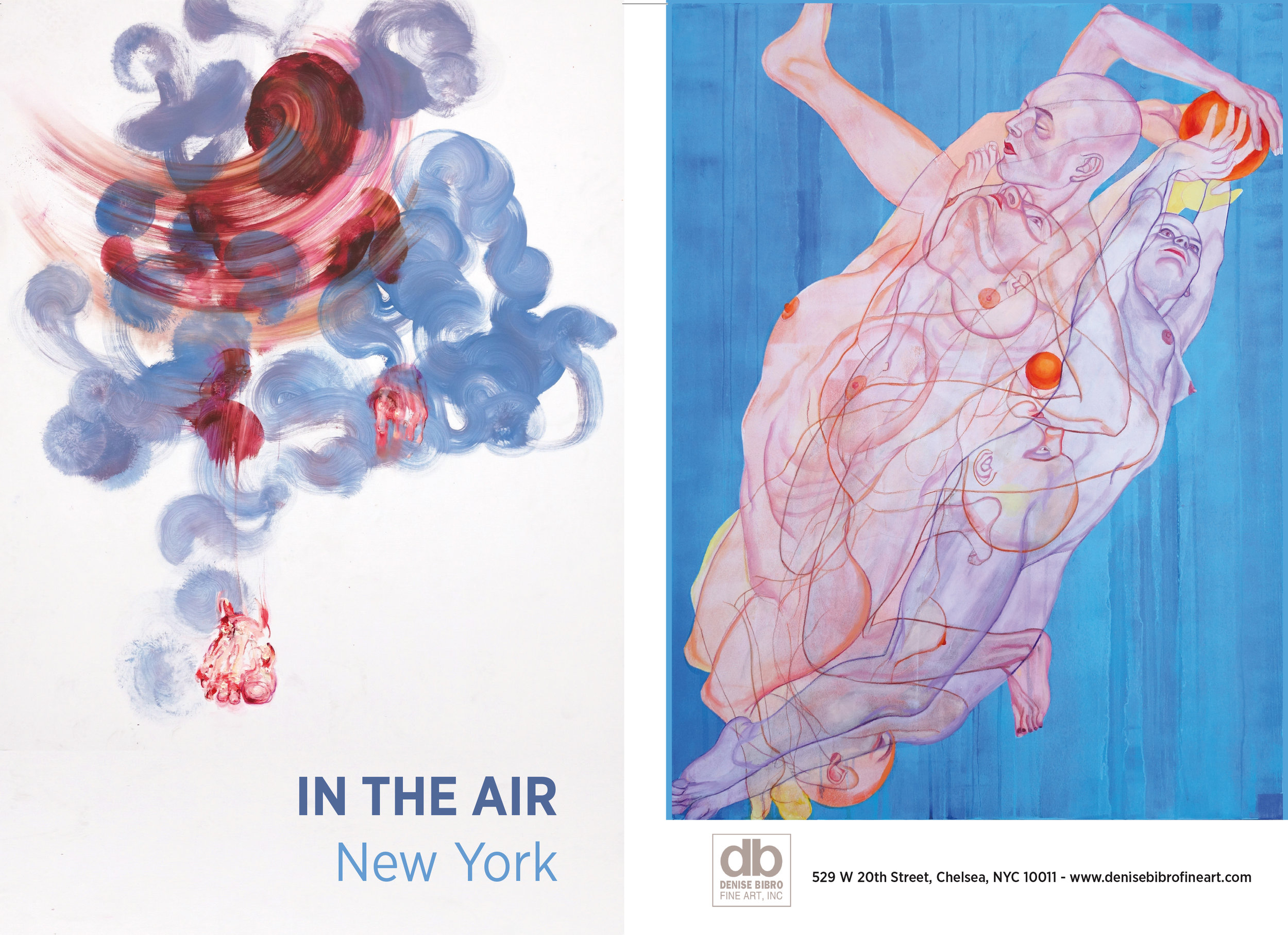 IN THE AIR: New York