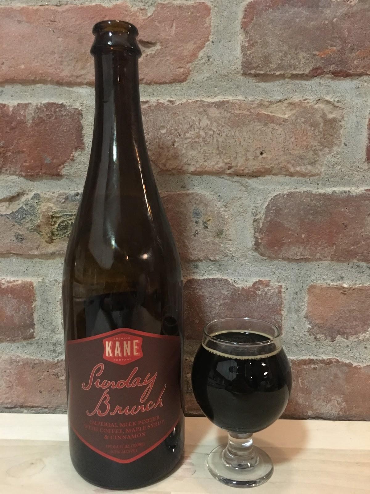3. Kane Brewing - Sunday Brunch