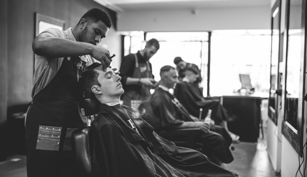 'book with us today, so you look & feel your best tomorrow' - grooming services
