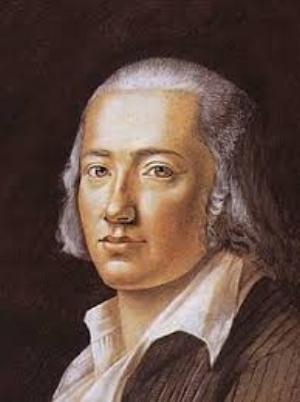 Friedrich Hölderlin, 1770-1843