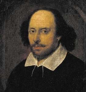 William Shakespeare, 1564- 1616