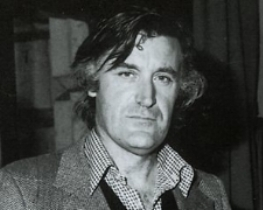 Ted Hughes (1930-1998); English poet, Poet Laureate from 1984 to his death