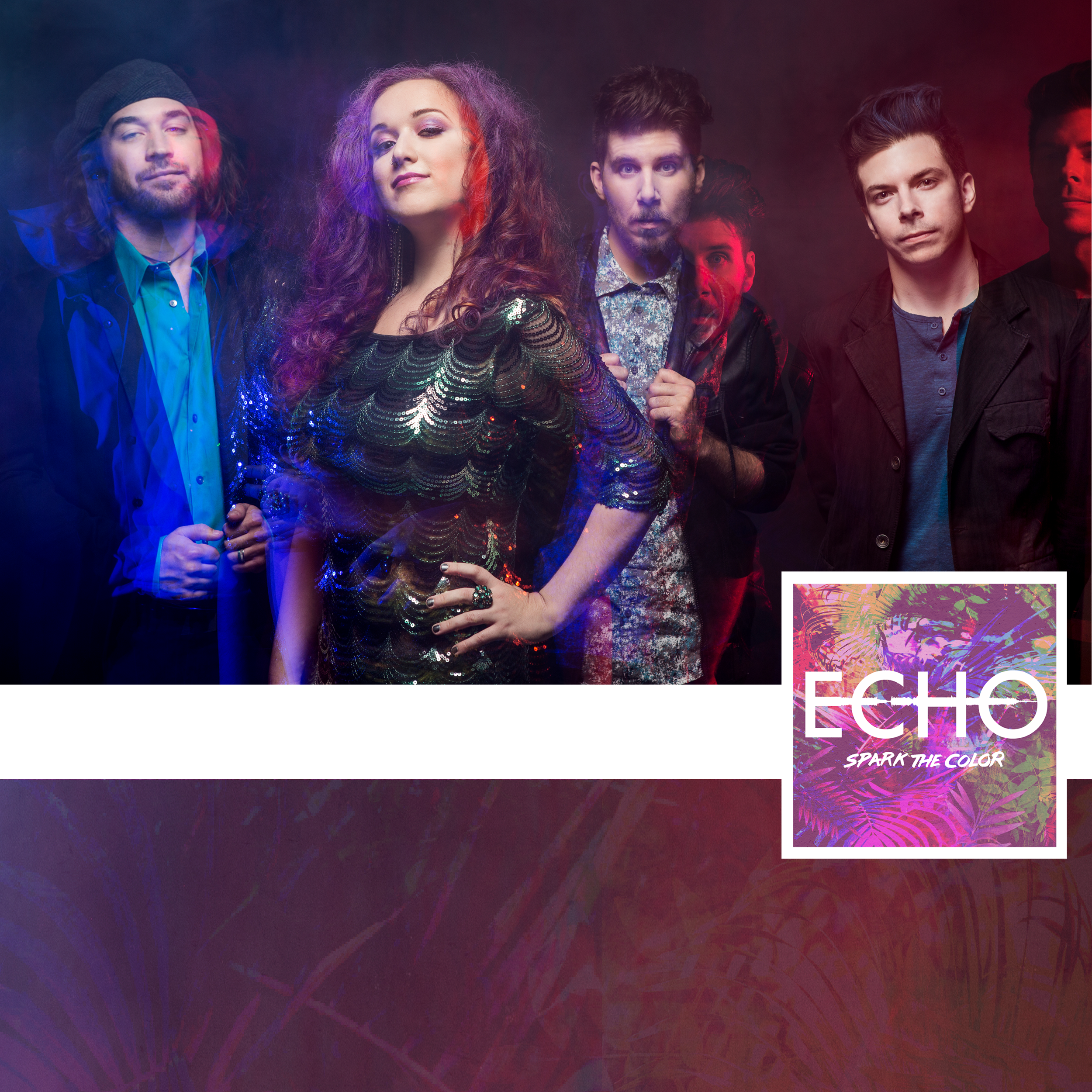 """Echo"" released 2/22/17"
