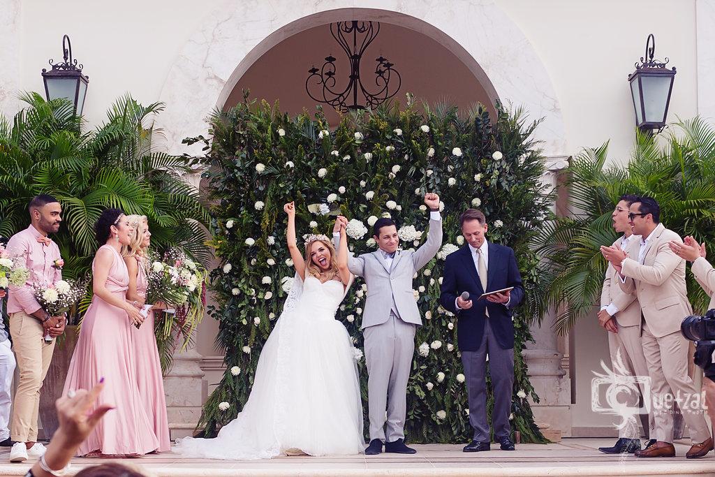 Click image to see more from  David Del Rio & Katie Wallace's Destination Wedding
