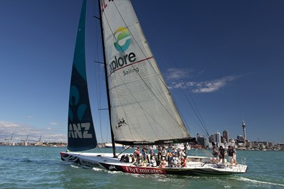 AMERICA'S CUP SAILING EXPERIENCE - Discount: 10%