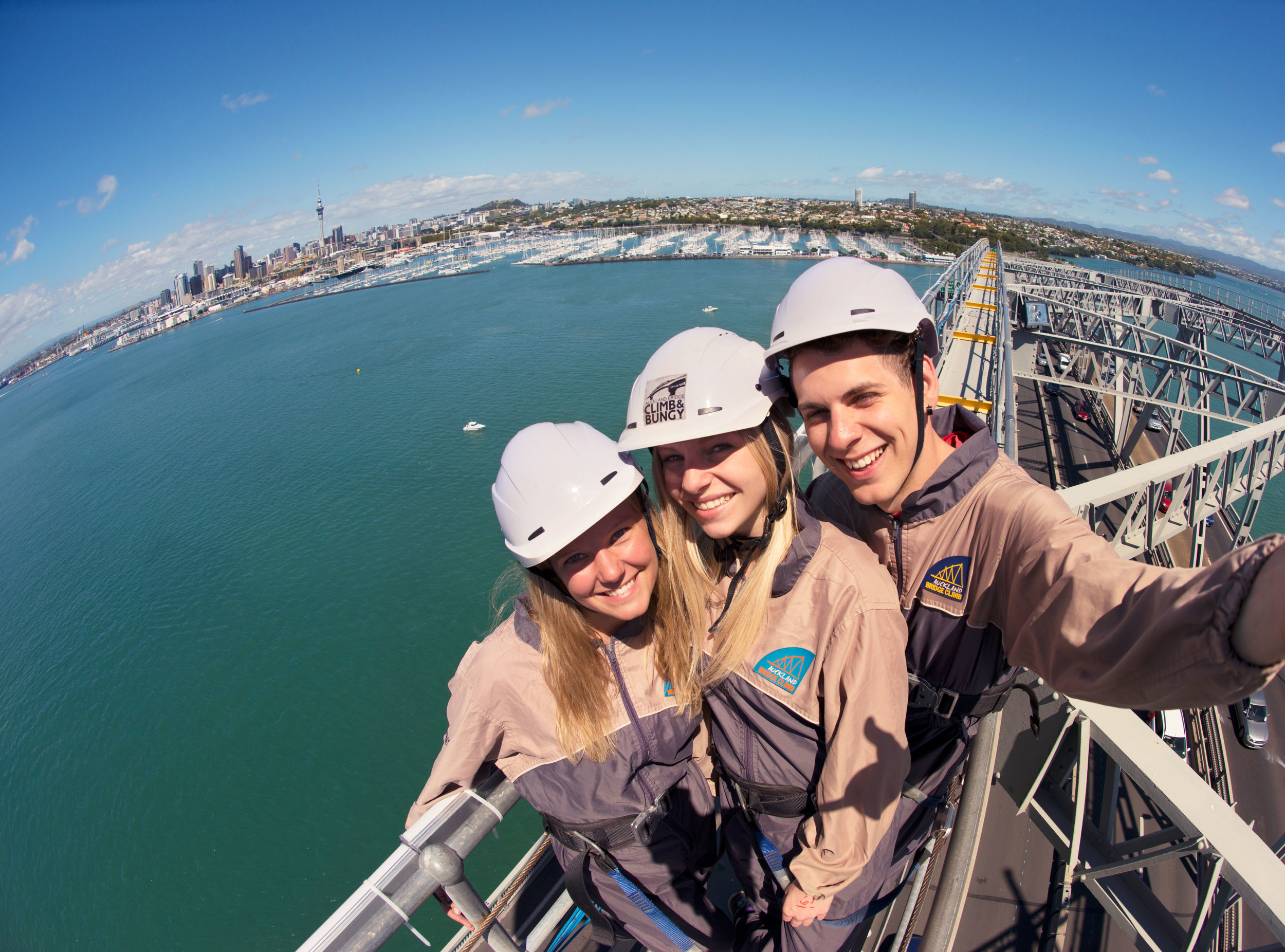 AUCKLAND HARBOUR BRIDGE CLIMB       - Discount: 20%