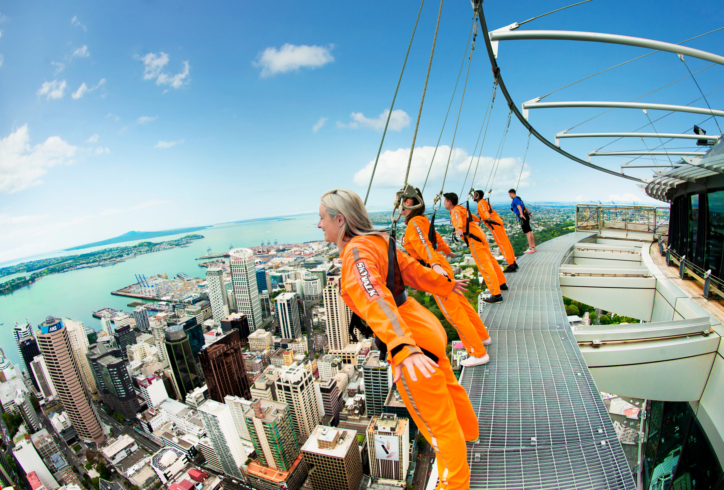 SKY WALK - AUCKLAND SKY TOWER  - Discount: 20%