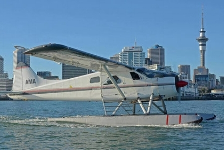 AUCKLAND SEAPLANE ADVENTURES      - Discount: 10%
