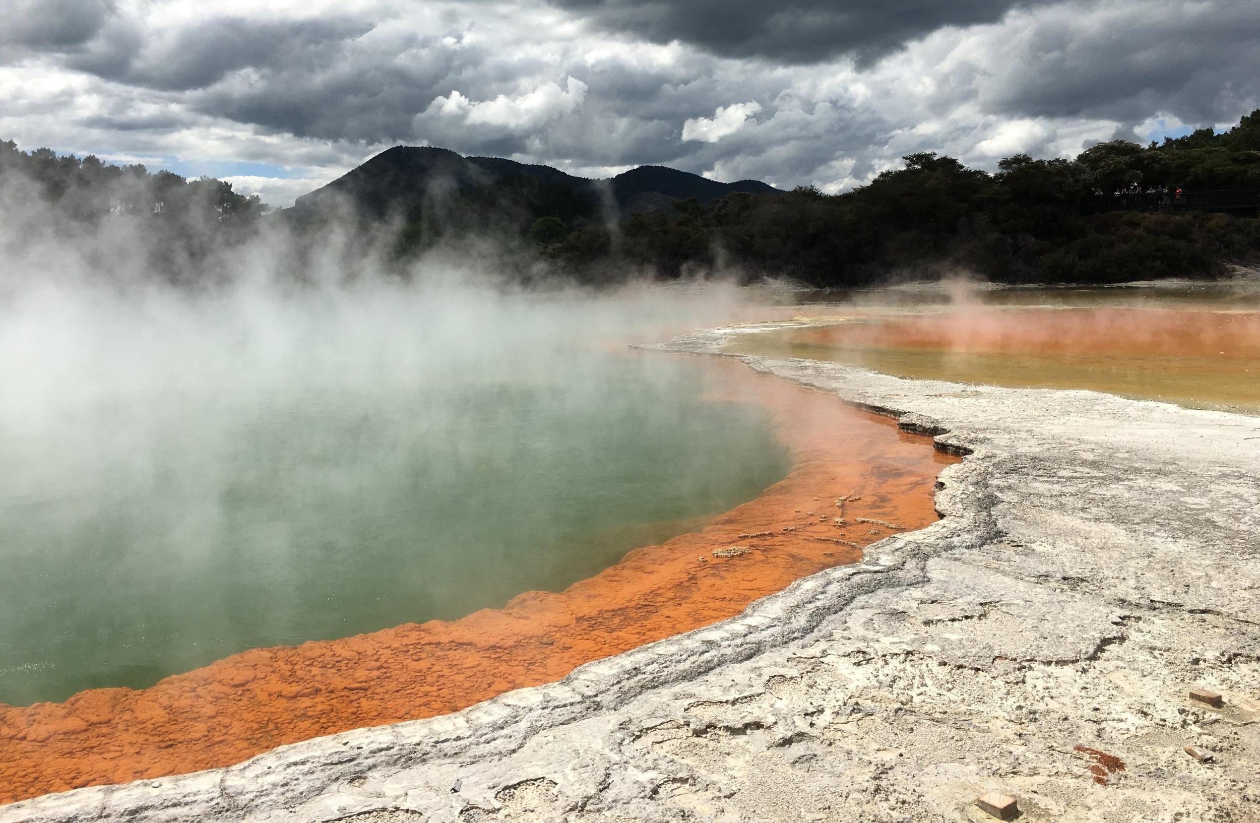 Rotorua Tour including Wai-O-Tapu - From $199 Per Peron