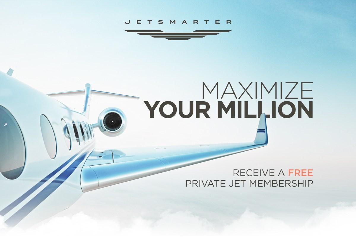 JetSmarter Promotion