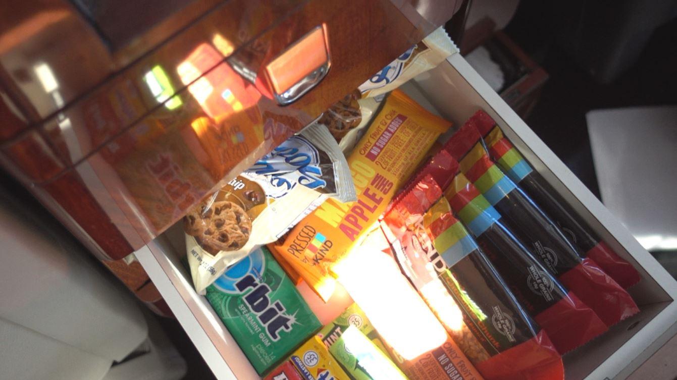 jet snacks