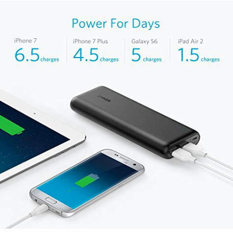 Anker Charging time