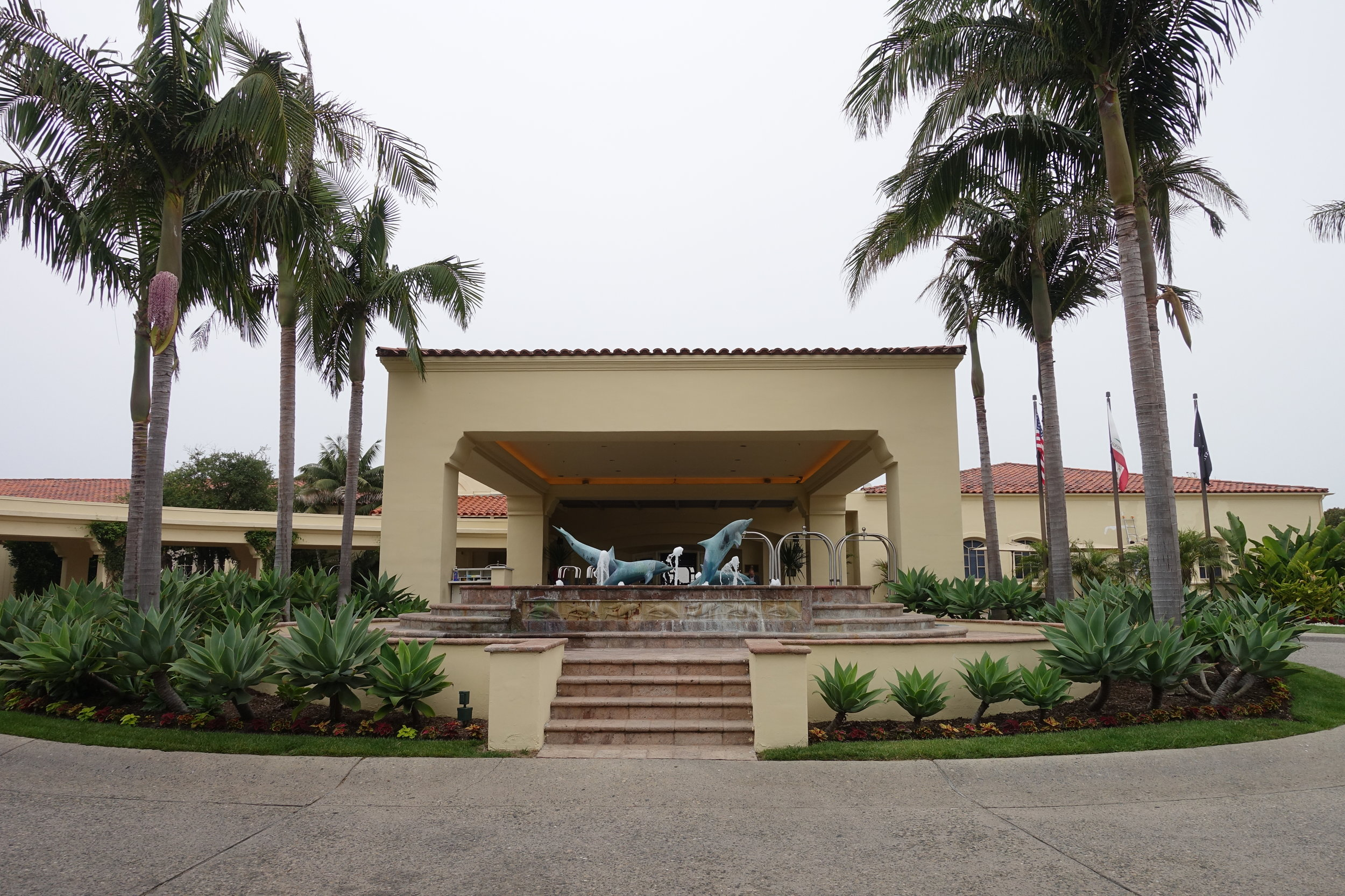 Entrance to Laguna Niguel
