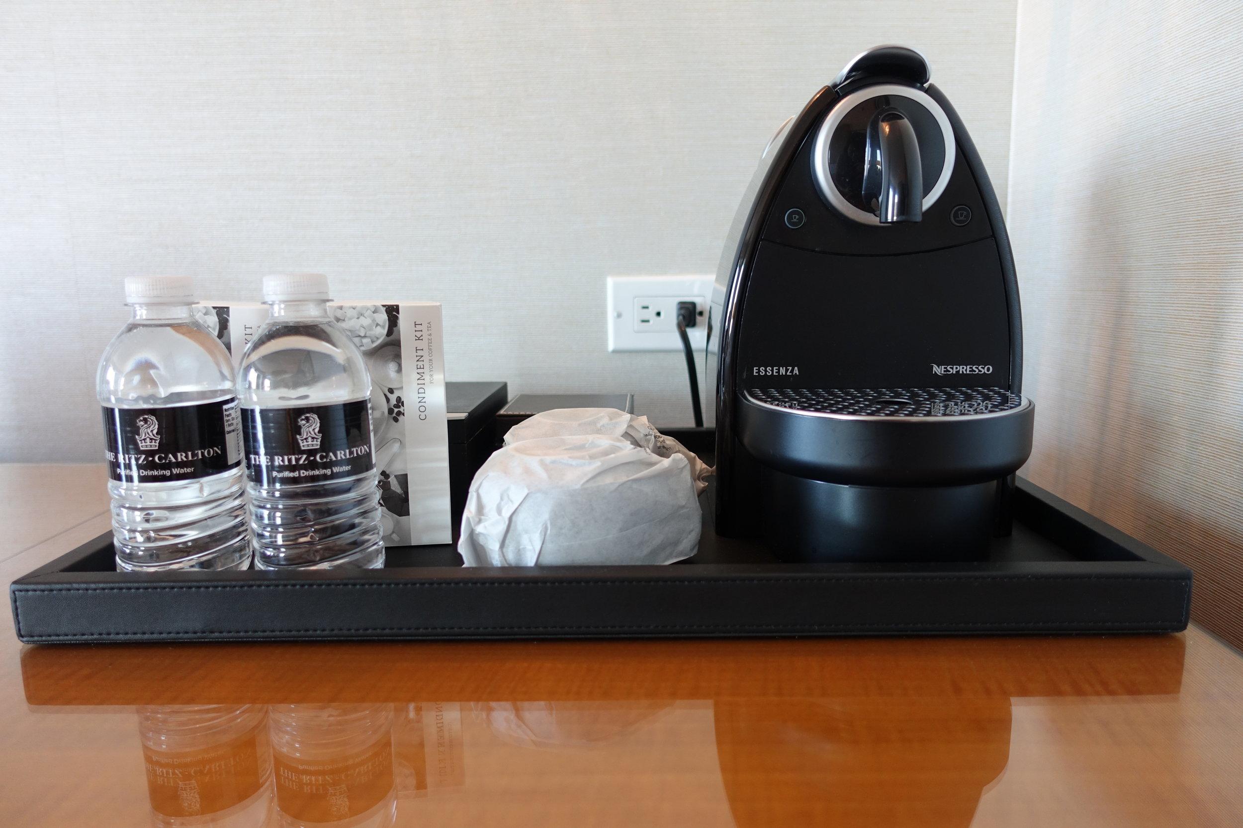 Nspresso coffee maker