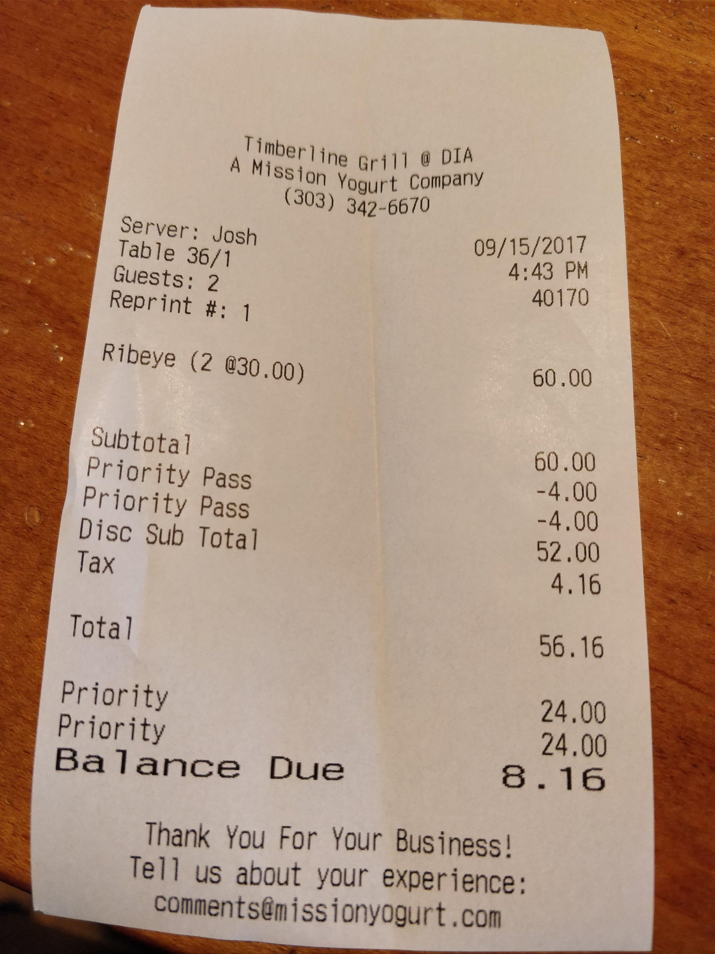final bill