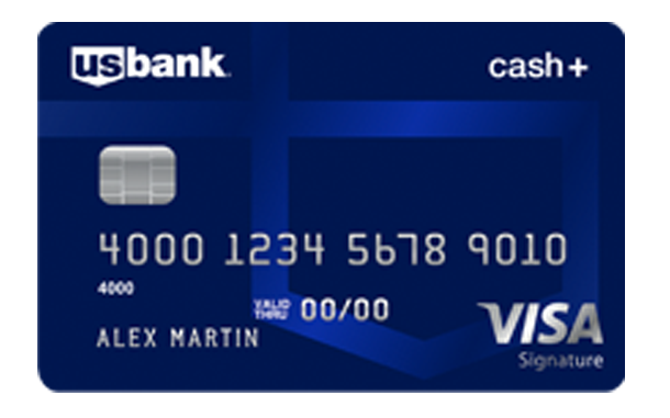 U.S. Bank Cash+ Visa Signature Credit Card Review — AskSebby
