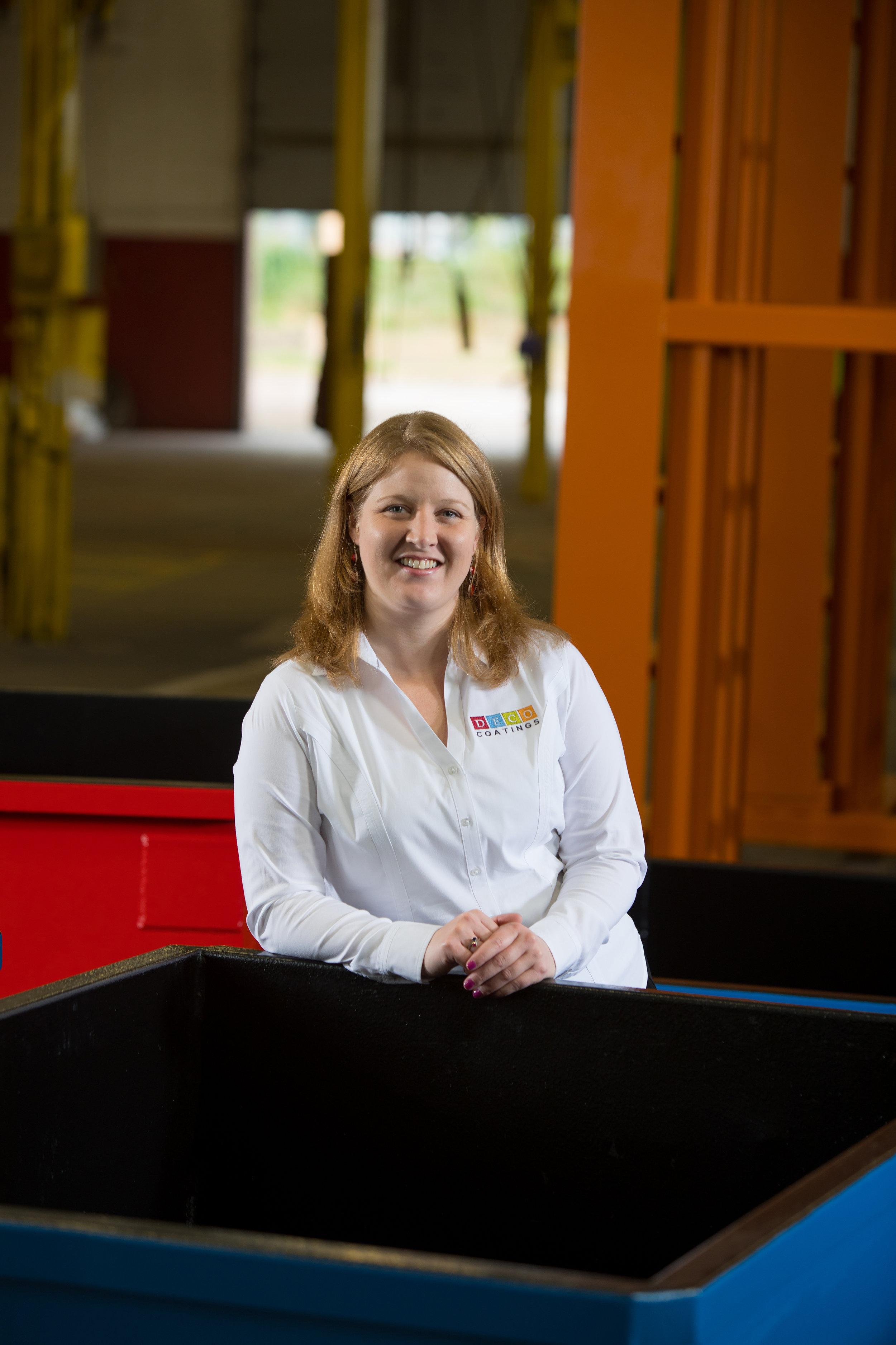 Laura Blechl, Executive Dir. of Business Development
