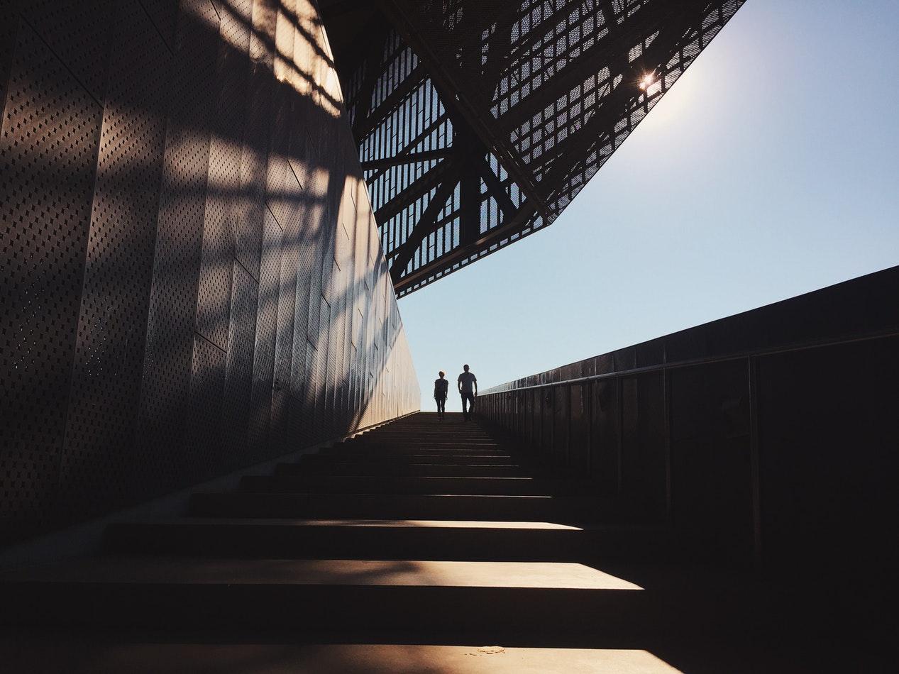 metal building sunshine