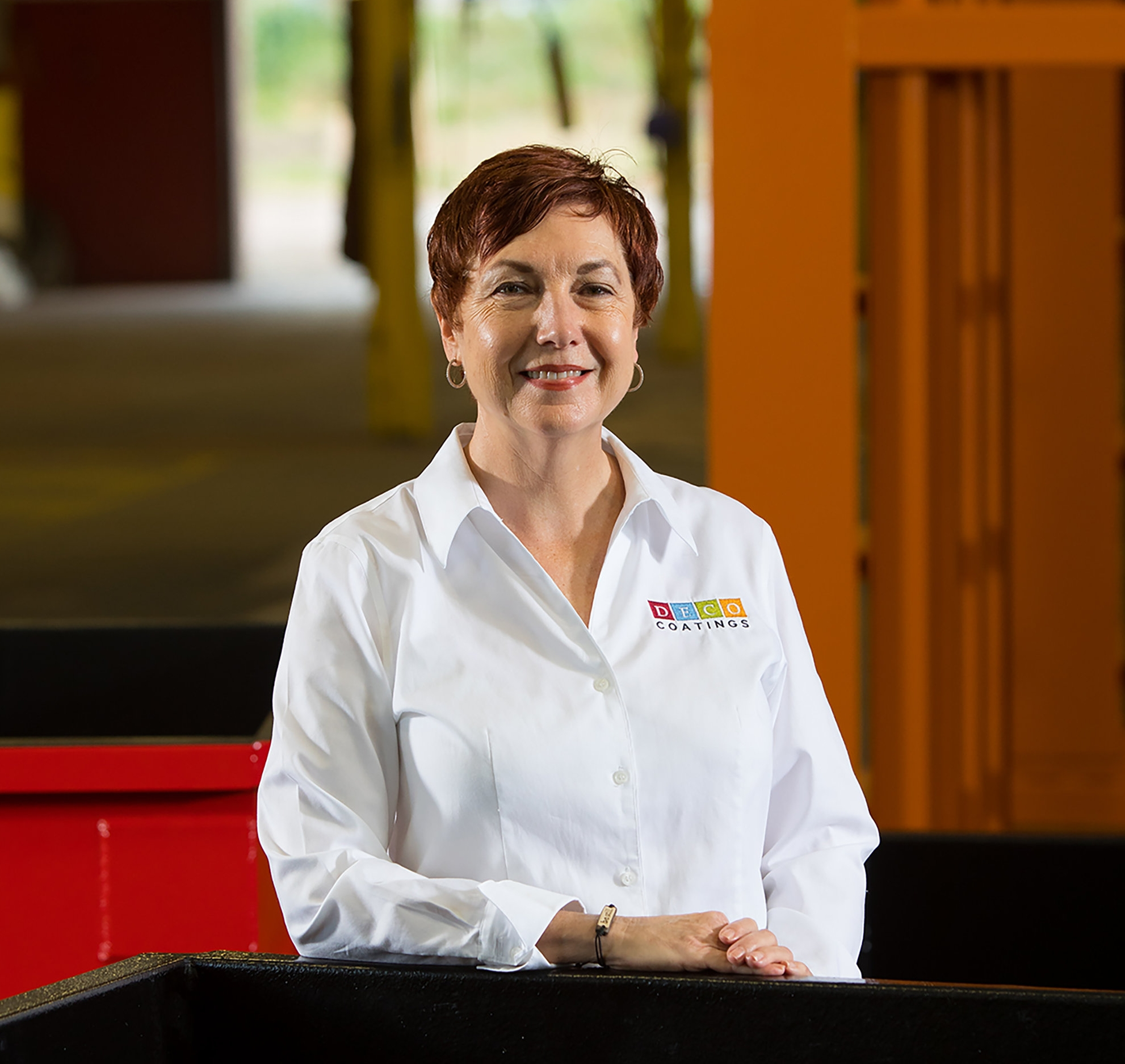 Janet South, President of DECO Coatings