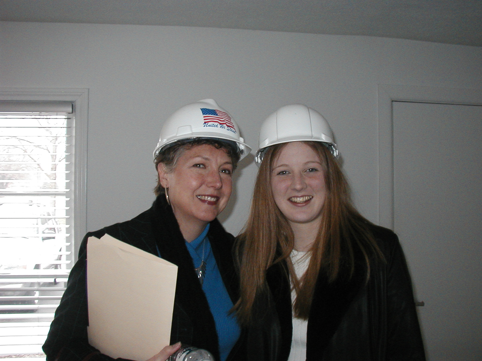Janet mentored me on job from paperwork to job site safety.