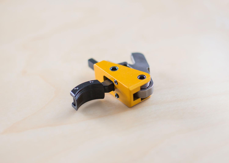 Trigger Enhancement Pad (T.E.P.)