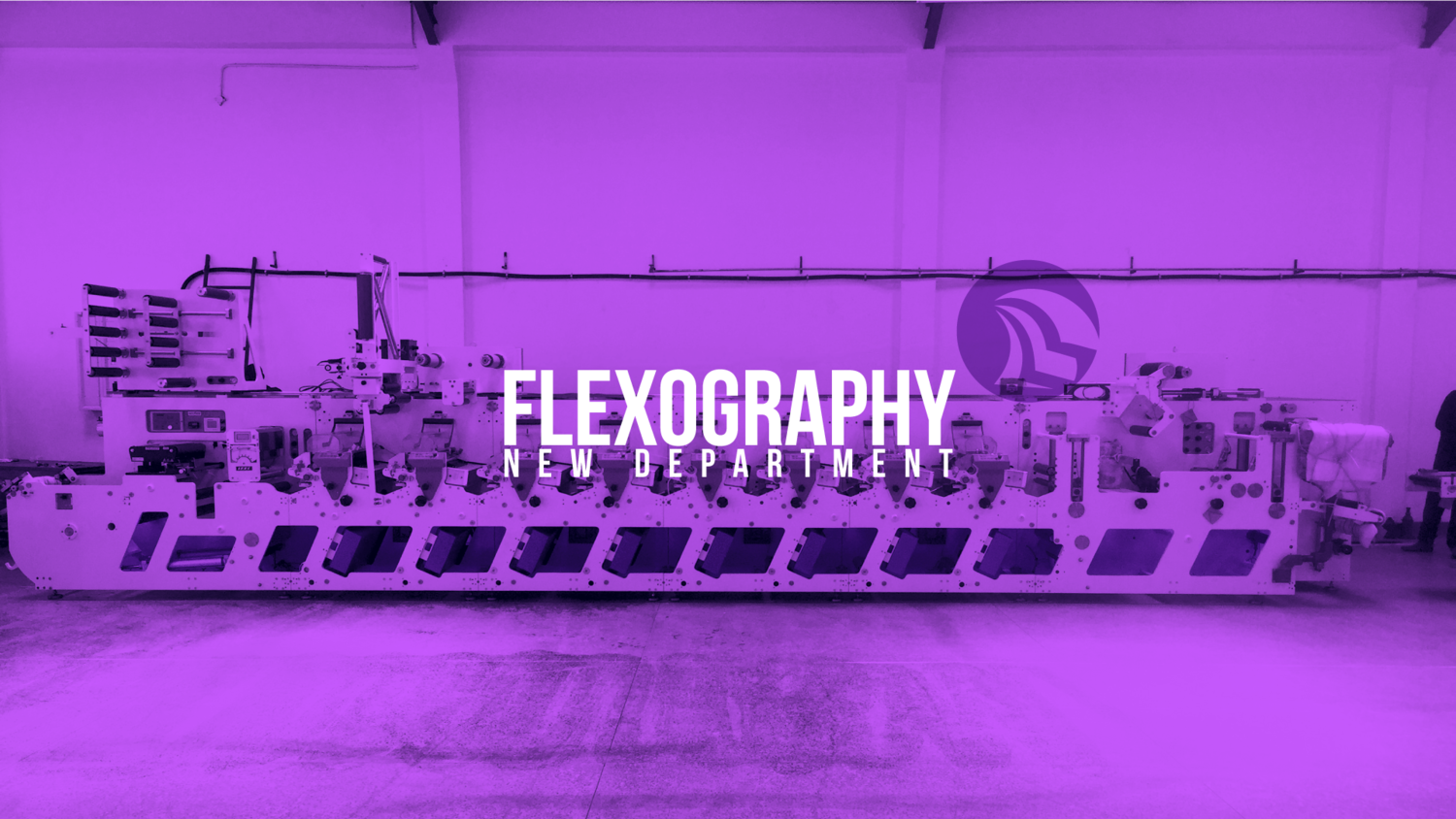Flexo - Flexography is the major process used to print packaging materials for industries such as the consumer industry, pharma industry, cosmetic industry and lubricant industry.It is used to print corrugated containers, folding cartons, multi-wall sacks, paper sacks, plastic bags, milk and beverage cartons, disposable cups and containers, labels, adhesive tapes, envelopes, newspapers, and wrappers (candy and food).