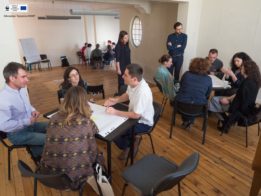 DESIGN AND DELIVERY OF MEETINGS AND EVENTS - How can we activate the collective intelligence and achieve better results?