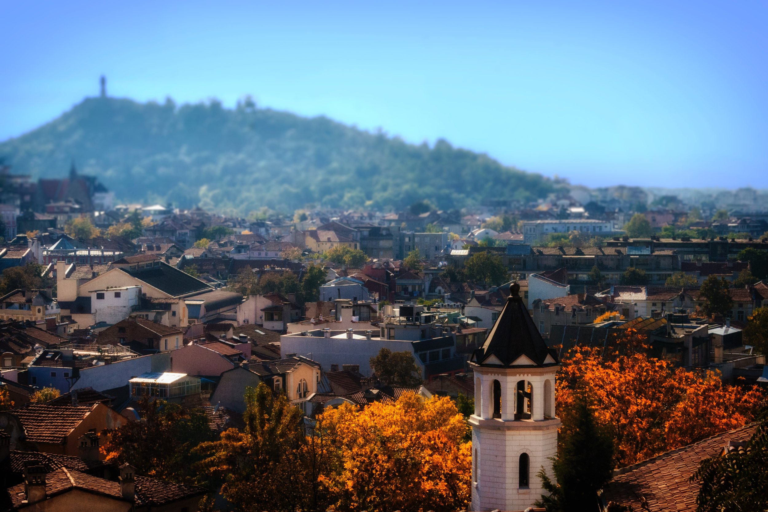 Plovdiv, photo credit:  Deniz Fuchidzhiev