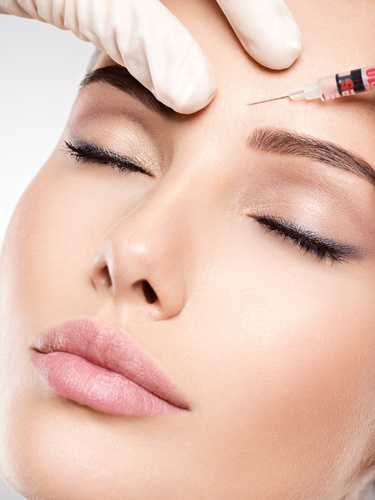 Forehead Botox at Cotswold Face Aesthetic Clinic
