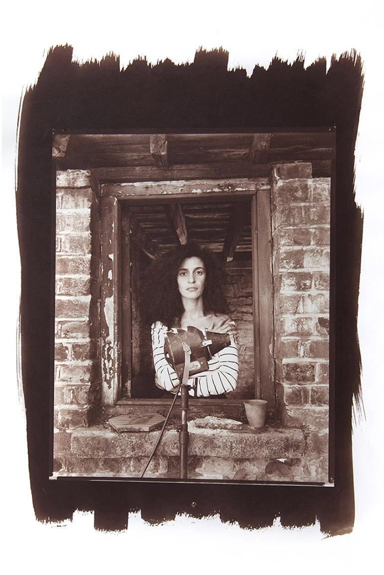 Sylvie Tata - Salt Print