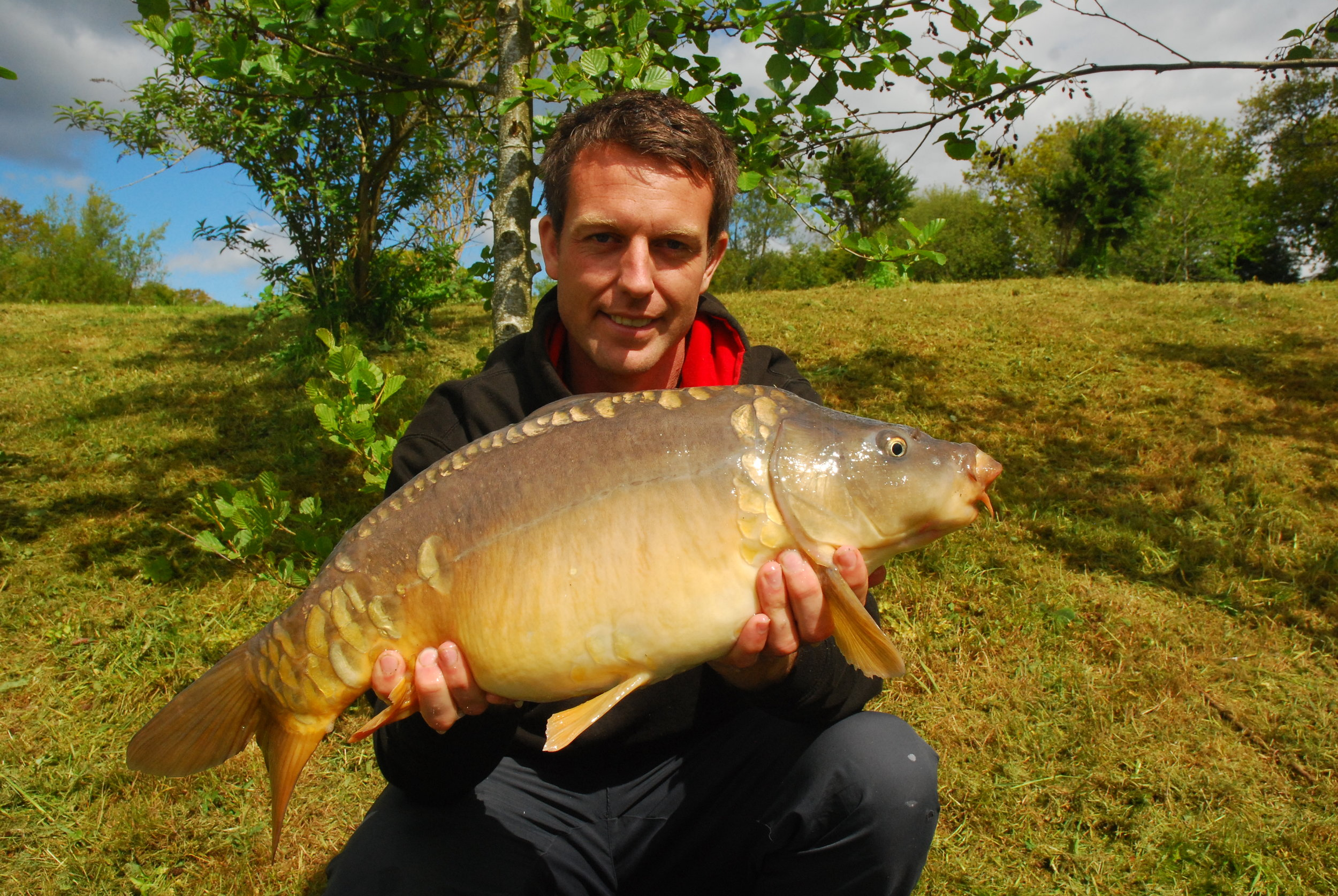 Hordle's Rich Seeds with a Bob's Lake double