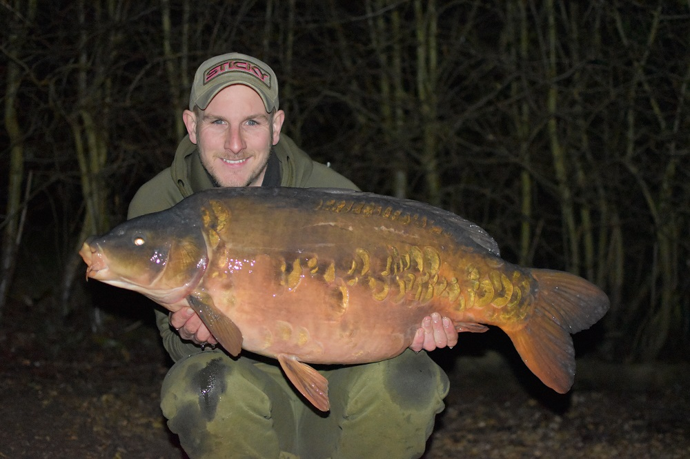 This one went 40lb 6oz