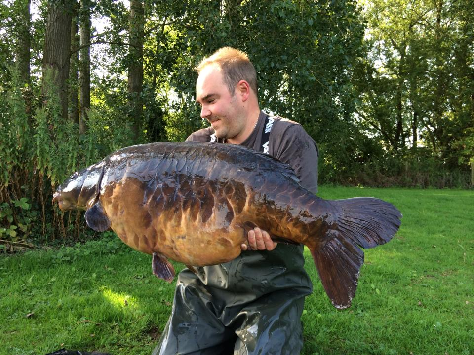 The imperious Big Plated at 47lb