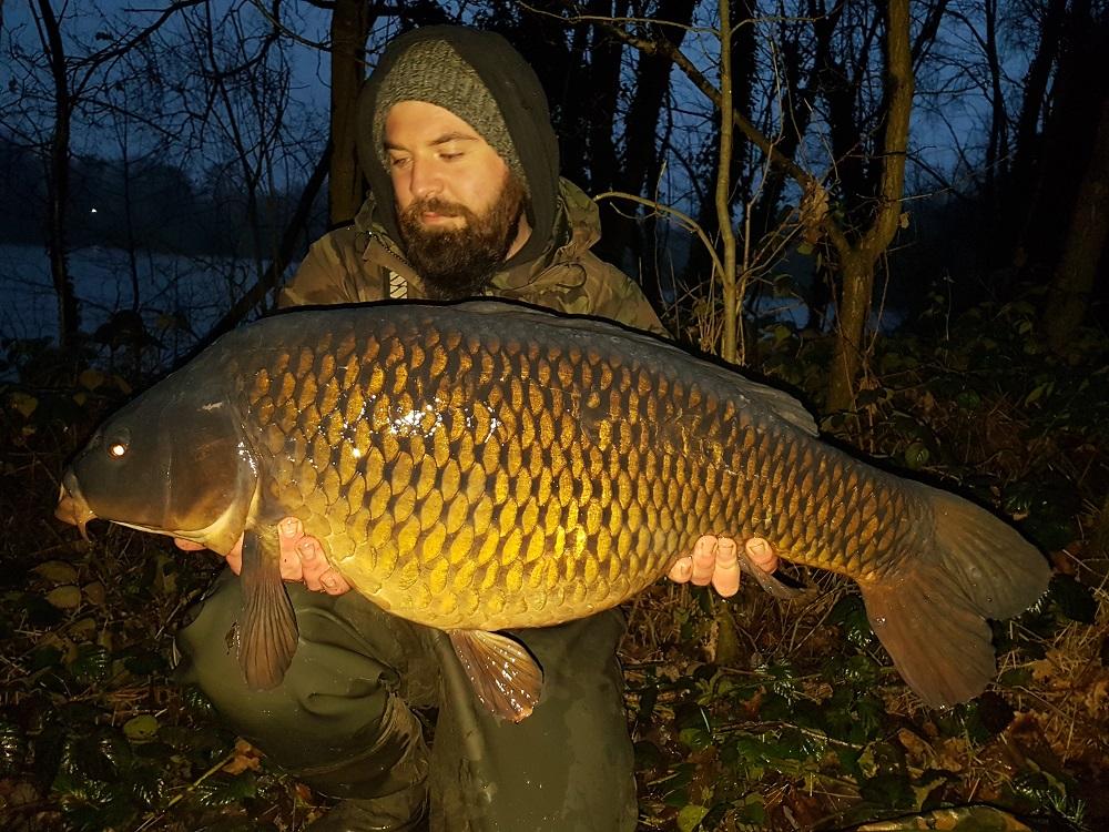 Paul Eaton's 32-pounder