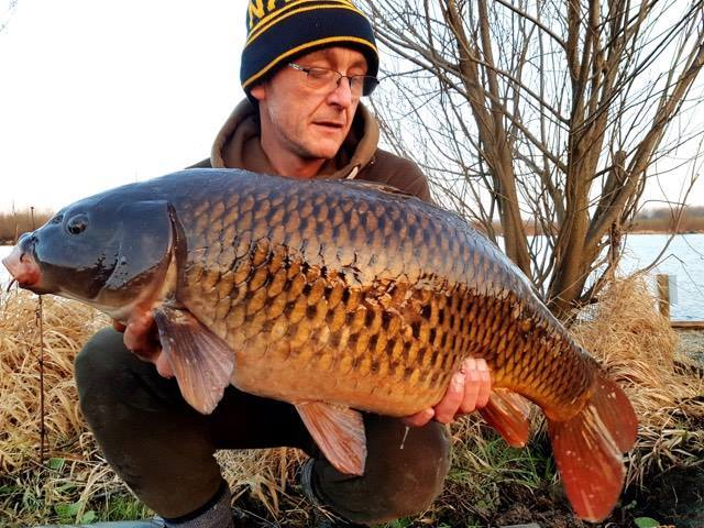 This 21lb common was also part of the session
