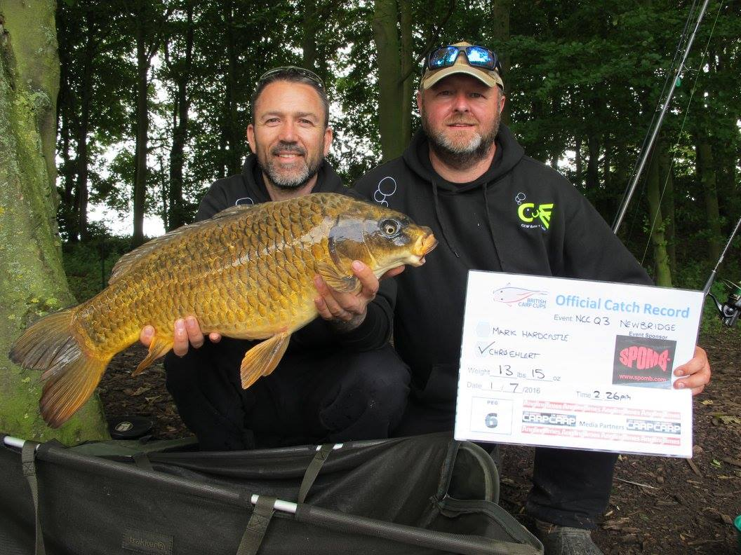 The Northern Carp Cup is a chance to fish in a competitive but friendly atmosphere