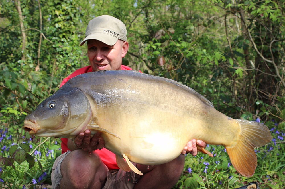 The smallest weighed 39lb 7oz