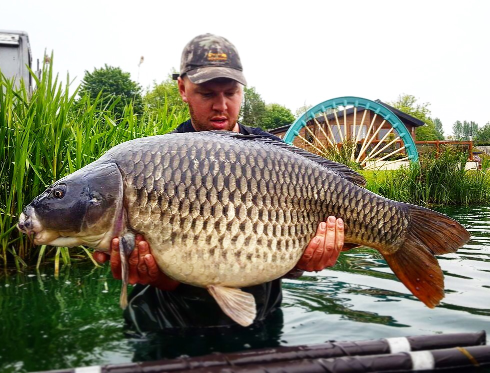 A new lake-record at 51lb 8oz