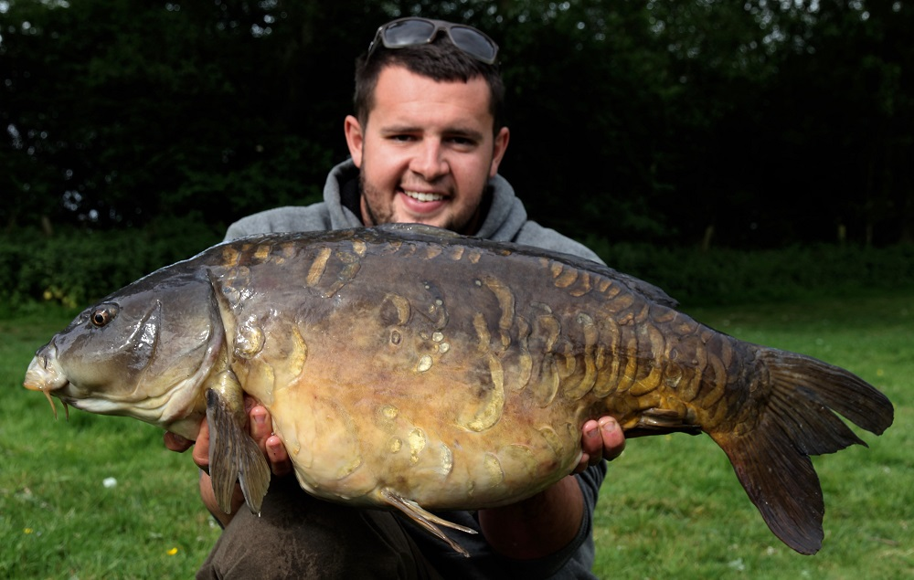 This mirror went 29lb 1oz and was one of 43 in 48 hours