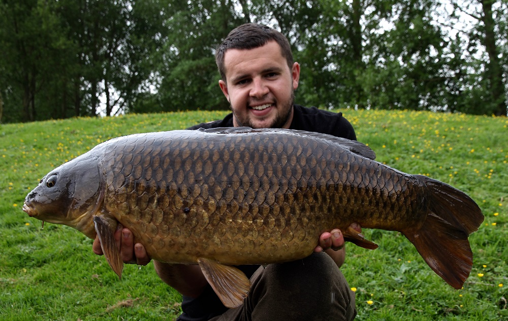 A 28lb common for Tom Maker