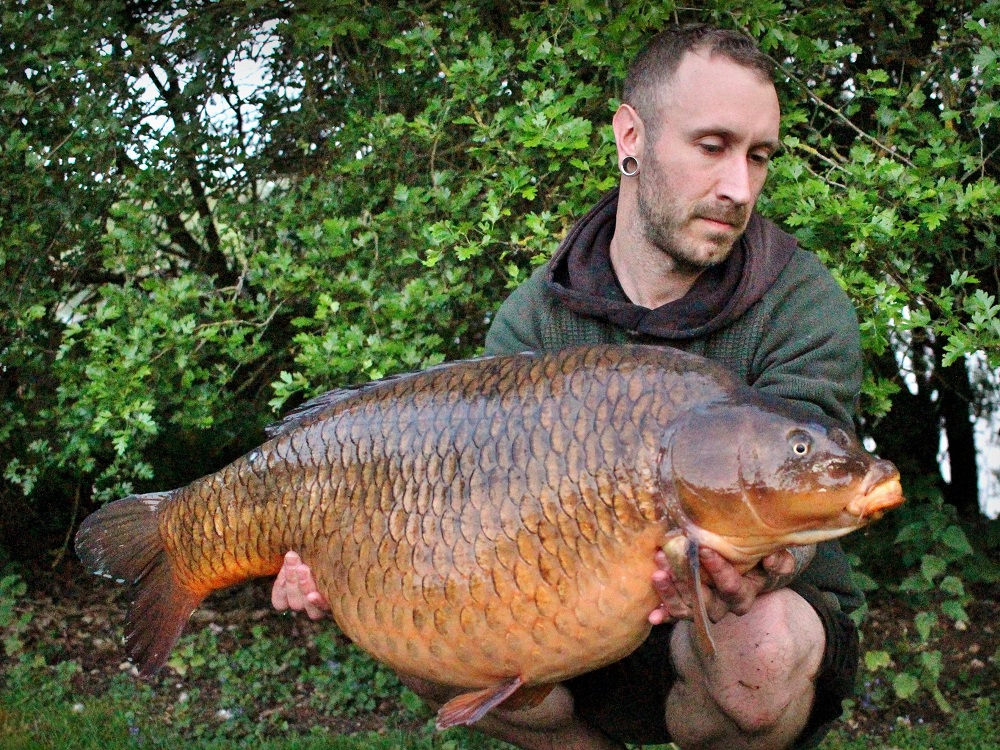 This common went 39lb 8oz