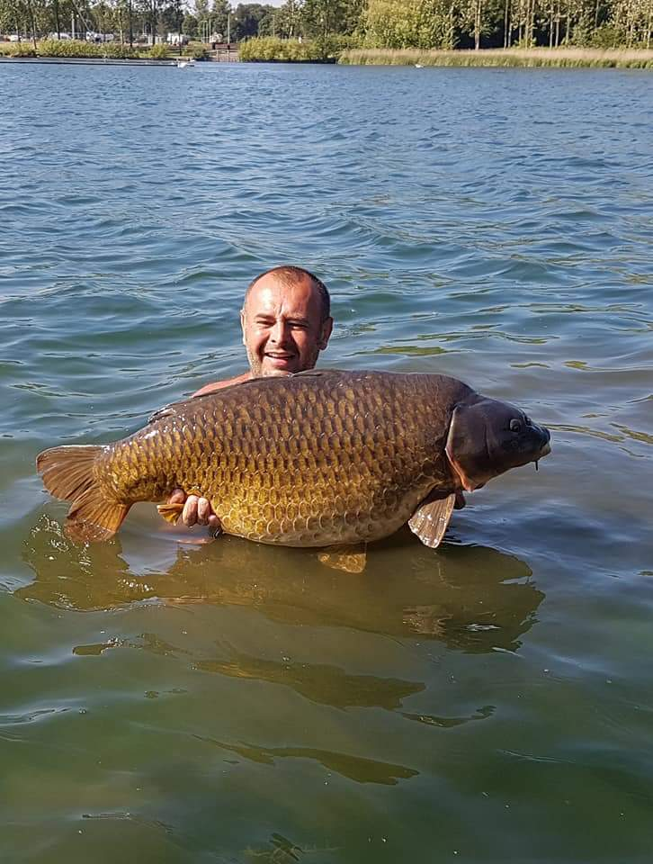 The Golden Common at 46lb 13oz