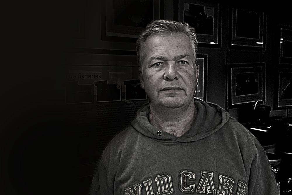 Rob Hales, whose aim was to grow a record carp