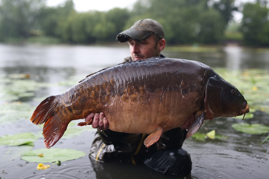 Baz at 44lb 4oz for Simon Batty