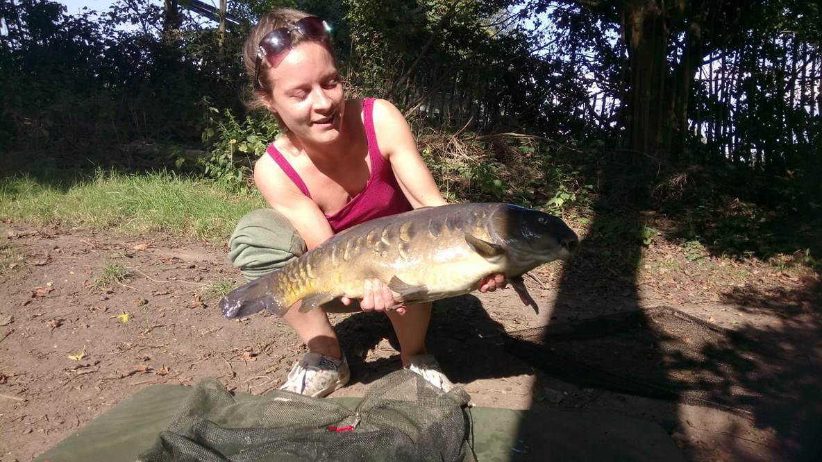 Kayleigh's previous pb was this mirror