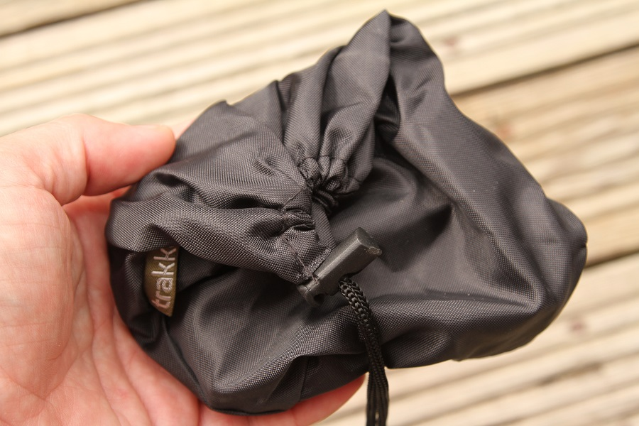 The supplied bag