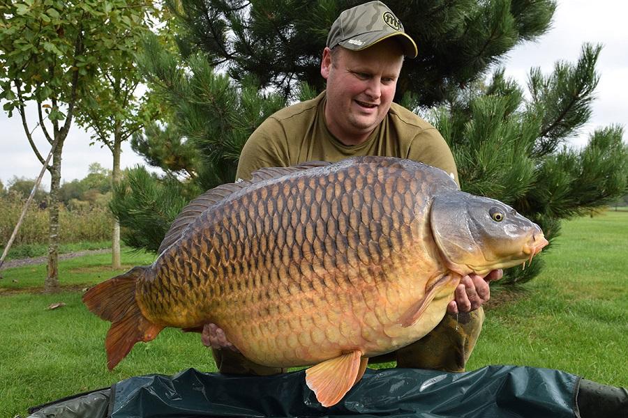 Britain's biggest-ever common at 64lb