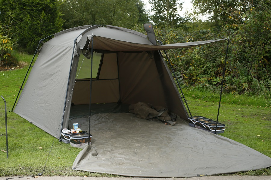 The Screen House Compact (extended groundsheet not included)