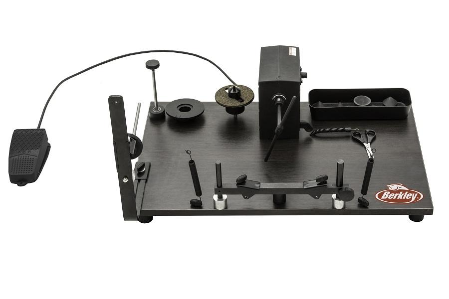 The Berkley Lind Winding Machine