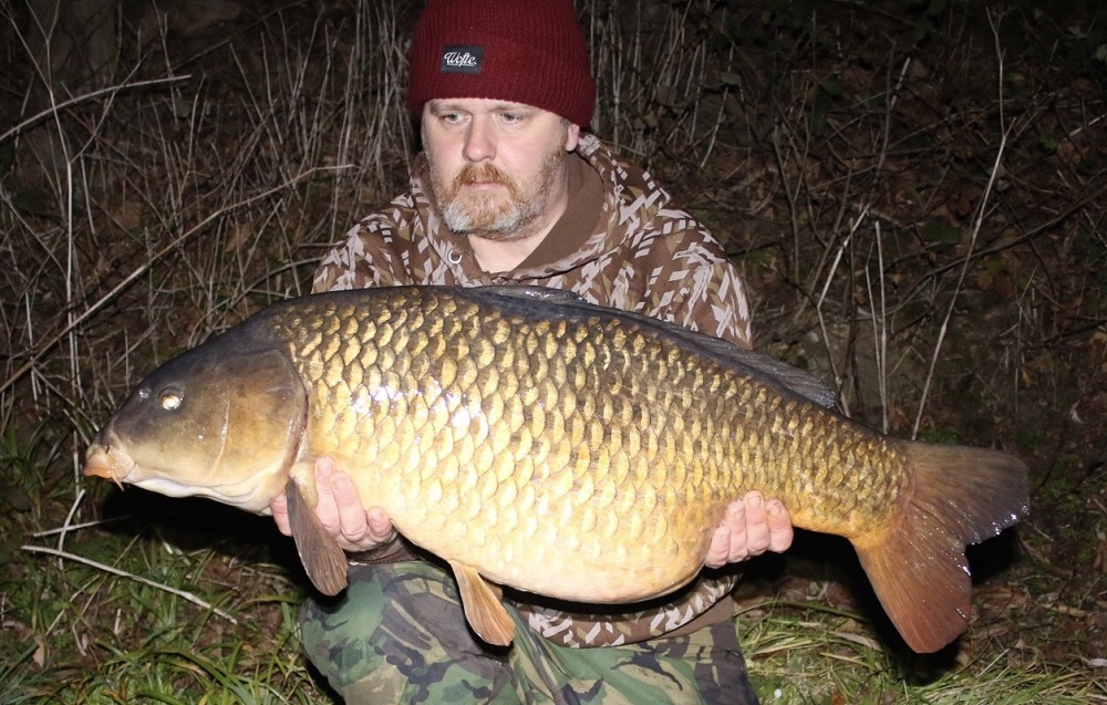 This common weighed 31lb 12oz